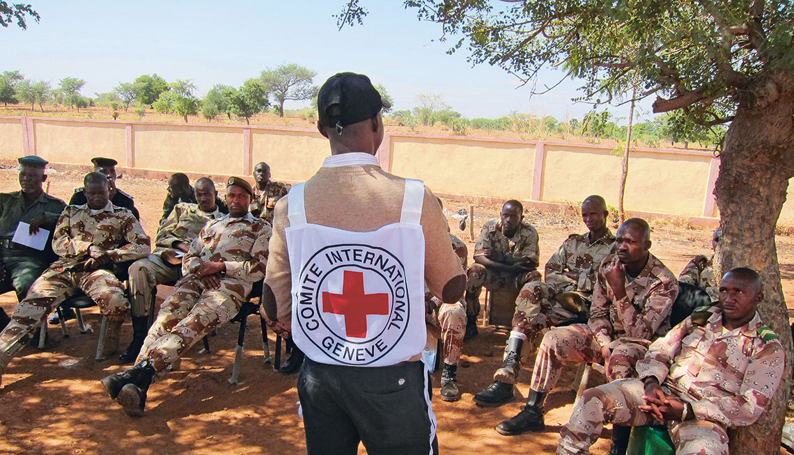 Image result for ICRC AND HUMANITARIAN WORK